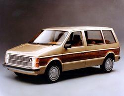 Plymouth 0,1 kartos (1984—1990)