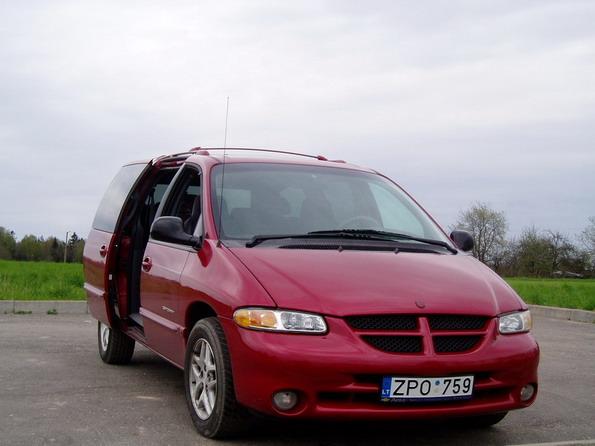 ..ir sutaisyta.. :) (Dodge Grand Caravan Sport '98 3.3)